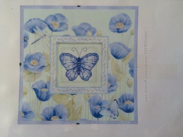 Наборы для вышивки с паспарту копия Dimensions