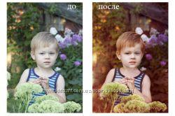 Профессиональная ретушь фотографий