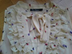 фирменная блузка KIRA PLASTININA, размер x&acutes, очень красивая