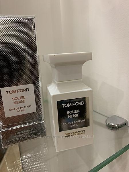 Tom Ford Soleil Neige- солнечные лучи и зимняя свежесть, распив
