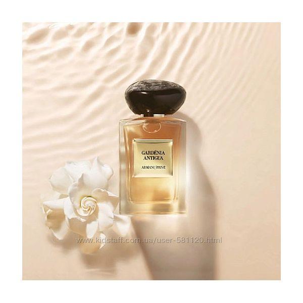 Giorgio Armani Prive Gardenia Antigua-дивная гардения , распив ниша