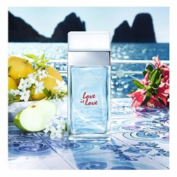 Dolce&Gabbana Light Blue Love is Love Pour Femme- малина и свежесть распив