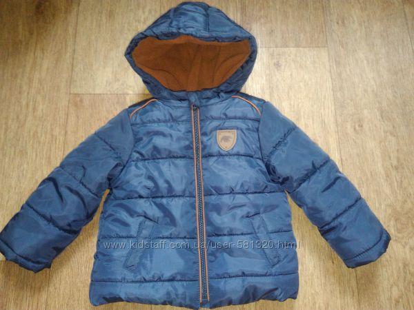 Демисезонная курточка Kiabi, на мальчика 1-2 года