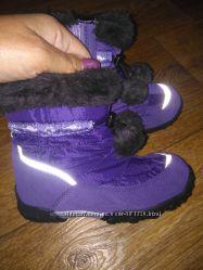 Зимние ботиночки Kangaroos, р. 26 стелька 17 см.