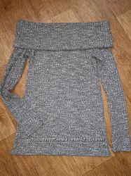 свитер boohoo, р. 34, немного большемерит, подойдёт на 36