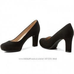 Замшевые туфли Unisa, р. 35-36 стелька 23, 5 см
