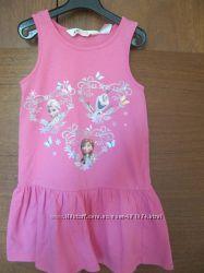 Летние платья хлопок H&M 98-104