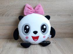 Мягкая игрушка - подушка Пандочка Малышарики ручная работа