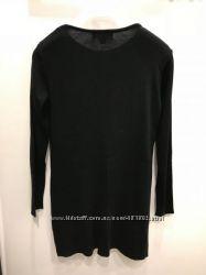 чёрное платье с карманами  ATMOSPHERE