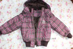куртка демисезонная на 5-6 лет