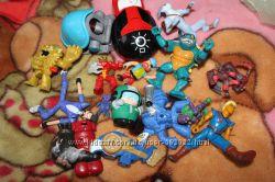 игрушки разныеподарок
