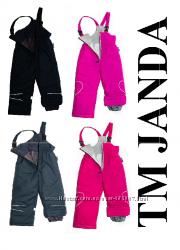 Janda -30C, мембрана от 10 000мм,  Зимовий напівкомбінезон , штаны