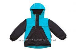 Термо куртка зимняя для мальчика, лыжная, аналог Reima, Lenne
