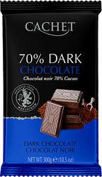 Экстра темный шоколад, 300 грамм. TM Cachet