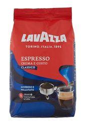 Lavazza Crema e Gusto Espresso, эспрессо кофе в зернах 1 кг. Италия
