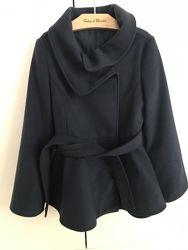 Пальто benetton, 140, идеальное состояние