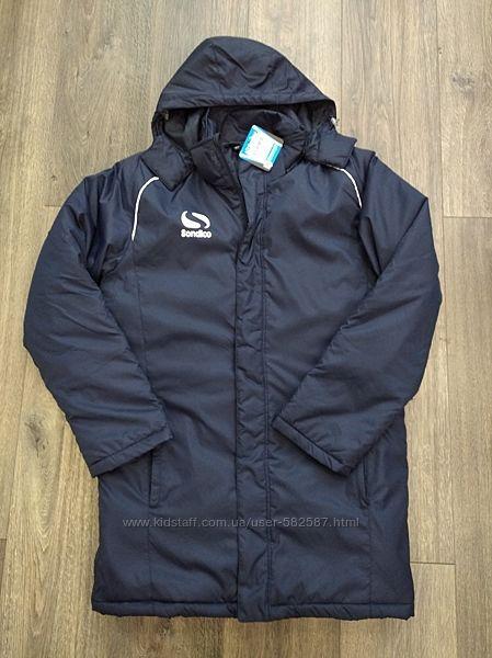 Удлиненная мужская спортивная парка куртка SONDICO