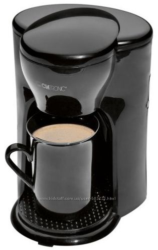 Кофеварка CLATRONIC KA 3356 Black
