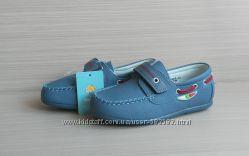Туфли-мокасины для мальчиков TM ТОМ. М с 26 по 31р