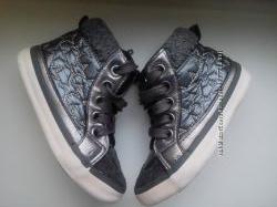 Весенние ботиночки кеды хайтопы