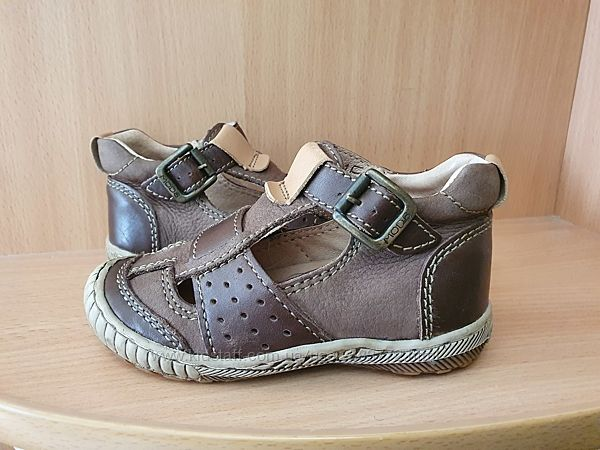 Кожаные летние туфли Mod8