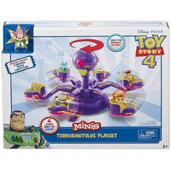 История игрушек карусель Террорантулус и Базз Toy Story Terrorantulus