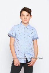Рубашки для мальчиков Glo-story 134-164 см
