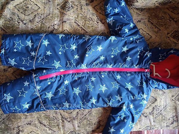Комбенізон Lupily зимовий, чобітки у подарунок