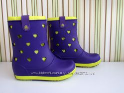 Сапожки Crocs Crocband Airy Boot