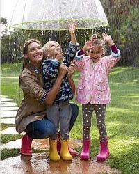 Сапожки Crocs Handle It Rain Boots