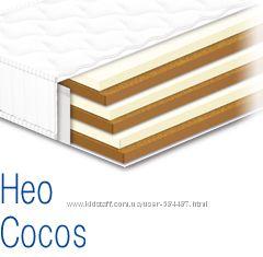 Ортопедический матрас на анатомической пене и кокосе НЕО Cocos
