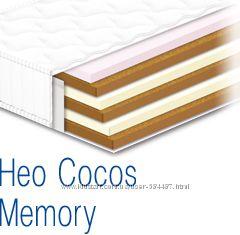 Ортопедический матрас на пене с эффектом памяти и кокосе НЕО Cocos Memory