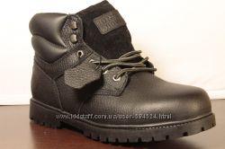 Ботинки KINGSHOW натуральная кожа стелька 27 см.