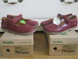 Froddo Хорватия Фроддо кожаные туфли для школы р.33 и р.35