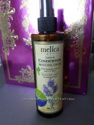 Органический спрей-кондиционер для волос melica organic