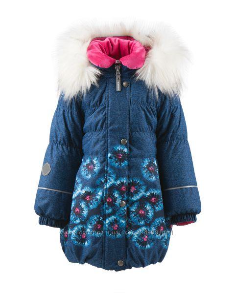 Зимнее Пальто LENNE ESTELLE 18334-2009 р. 116, 122, 128, 134, 140 Хит