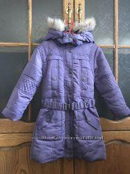Демисезонное пальто Mayoral для девочки, размер 5 лет
