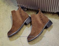 ботинки типа челси демисезонные