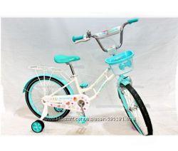 Детский велосипед Mermeid Crosser 16 2 цвета