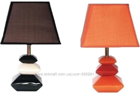 Настольная керамическая лампа Forte