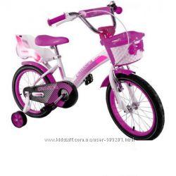детский велосипед crosser kids bike 12, 14, 16, 18 дюймов разные