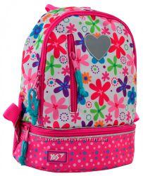 детский рюкзак K-21 Flowers