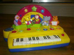 Детское пианино - оркестр