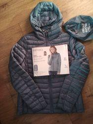 Новая ультралегкая стеганая демисезонная куртка esmara, евроразмер 38