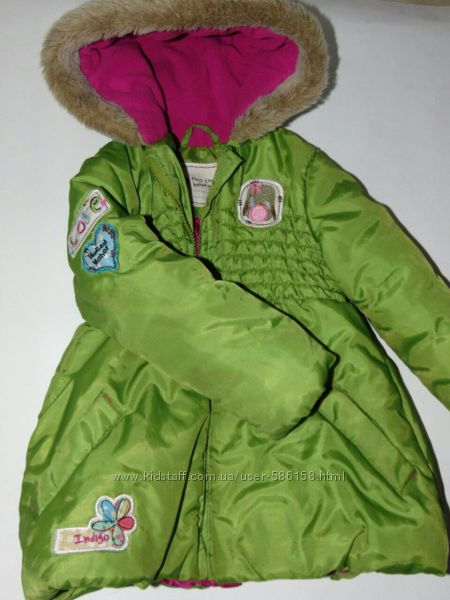 Куртка Marks&Spencer 2-3 г.