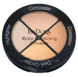 Корректор для лица Color Correcting Concealer IsaDora