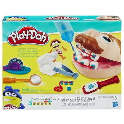 Play-Doh Doctor Drill &acuten Fill Retro Pack мистер зубастик