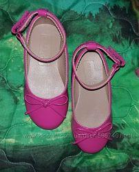 Нарядные балетки, туфли Crazy р. 6 22-23