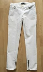 Белые джинсы emporio armani jeans оригинал