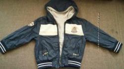 Куртка - вітрівка двостороння Ido для хлопчика 18 міс.